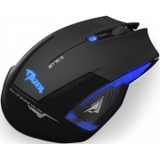 Mouse E-Blue Wireless Mazer Type-R (Negru)