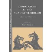 Democracies at War Against Terrorism by Samy Cohen