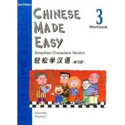 Chinese Made Easy vol.3 - Workbook by Yamin Ma