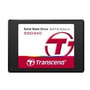 Transcend TS256GSSD340 SSD da 256 GB, SATA3, Nero/Antracite