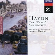 J. Haydn - Paris Symphonies (0028947380122) (2 CD)