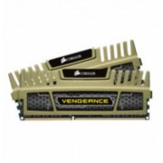 Corsair 8 GB DDR3-RAM - 1600MHz - (CMZ8GX3M2A1600C9G) Corsair Vengeance Green Kit CL9