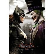 Batman Arkham Knight Poster Batgirl and Joker 61 x 91