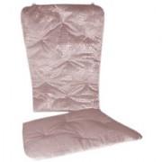 Baby Doll Bedding Crocodile Rocking Chair Pad Pink
