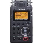 Tascam DR-100MK II Gravador Digital de Áudio Voz 2-Canais PCM, Preto