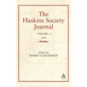 Haskins Society Journal Studies in Medieval History