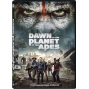 Dawn of the Planet of the Apes DVD 2014