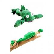 Slingshot Flying Screaming Croaking Frog - Flies 50 Feet Awesome Toy