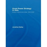 Great Power Strategy in Asia by Mr Jonathan Bailey