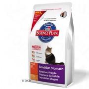 Hill's Feline Adult Sensitive Stomach - 5 кг
