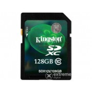 Card memorie Kingston SDXC 128GB Class10 UHS-I Ultimate