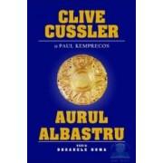 Aurul albastru - Clive Cussler