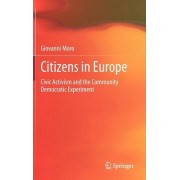 Citizens in Europe by Giovanni Moro