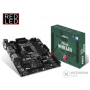 Placă de bază MSI B150M MORTAR Intel B150 LGA1151 mATX