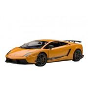 Lamborghini Gallardo LP570-4 Superleggera (Orange Arancio Borealis)