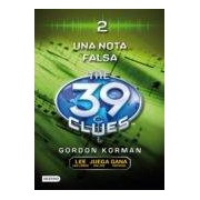 Korman Gordon The 39 Clues 2: Una Nota Falsa