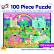 Puzzle - Taramul Printeselor 100 piese