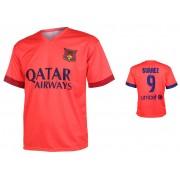 Barcelona Voetbalshirt Suarez Uit 2014-2015