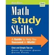 Math Study Skills by Alan Bass