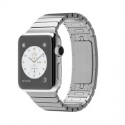 APPLE 38MM STAINLESS STEEL CASE WITH LINK BRACELET