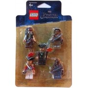 Lego Pirates of the Caribbean Battle Pack - Jack Sparrow, Scrum, Royal Navy officer, Yeoman Zombie, Zombie Gunner] / LEGO Pirates of the Caribbean Battle Pack 853219 [domestic distribution regular article] (japan import)