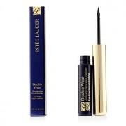 Double Wear Zero Smudge Liquid Eyeliner - Black 3ml/0.1oz Double Wear Zero Smudge Течна Очна Линия - Черна