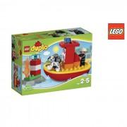 Lego duplo barca dei pompieri 10591