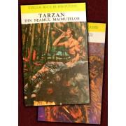 Tarzan din neamul maimutelor / Intoarcerea lui Tarzan (2 vol.)