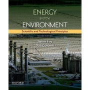 Energy and the Environment by James A. Fay