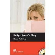 Bridget Jones's Diary with Audio CD - Intermediate by Helen Fielding