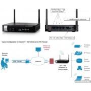 FIREWALL, Cisco RV110W, Wireless-N, VPN (RV110W-E-G5-K9)