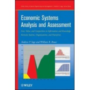 Economic Systems Analysis and Assessment by Andrew P. Sage
