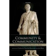 Community and Communication by Catherine Steel
