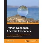Python Geospatial Analysis Essentials by Erik Westra