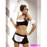Costume cameriera Sexy French Maid