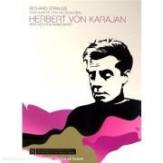 Herbert Von Karajan - Richard Strauss Don Quixote/Ein Heldenleben (DVD)