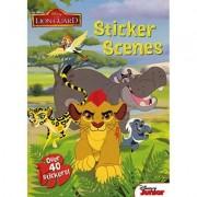 Disney Junior the Lion Guard Sticker Scenes by Parragon Books Ltd
