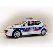 Peugeot 207 Diecast Model Car