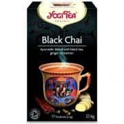 Yogi Tea Herbata czarna BLACK CHAI z imbirem i cynamonem BIO (17x2,2g.) - YOGI TEA