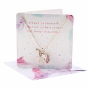 Cloud Nine Unicorn Pendent Charm Necklace