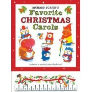 Richard Scarry's Favorite Christmas Carols by Richard Scarry