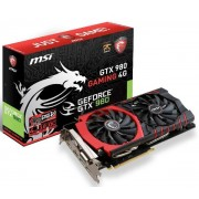GeForce GTX 980 Gaming 4G - 4 Go GDDR5 - PCI Express 3.0 - Carte graphique