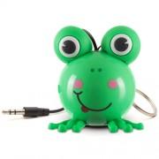 Boxa portabila KitSound MyDoodles Trendz Mini Buddy Frog