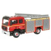 Oxford Die Cast - 76MFE001 - Avon Fire & Rescue MAN Pump Ladder