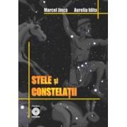 Stele şi Constelaţii - Carte + Atlas