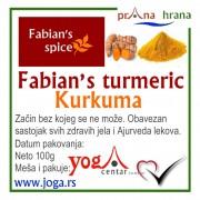 KURKUMA (Curcuma longa)