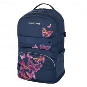 Rucsac Be.Bag ergonomic dimensiune 32x44x23 cm, motiv Cube Butterfly