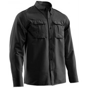 Under Armour Tactical camicia Speed All Season Gear Maglietta, Unisex, Tactical Hemd Speed Shirt All season Gear, nero, L