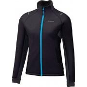 Shimano Windbreak Insulated Windjacken-Set mit Unterhemd langarm Damen schwarz/emerald grün 2015 Jacken