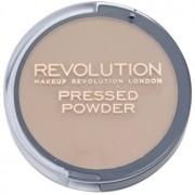 Makeup Revolution Pressed Powder bronzeador matificante tom Matte 7,5 g